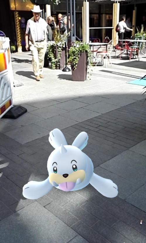 Pokemon Go ポケモンGO フィンランド ヘルシンキ Kaivopiha