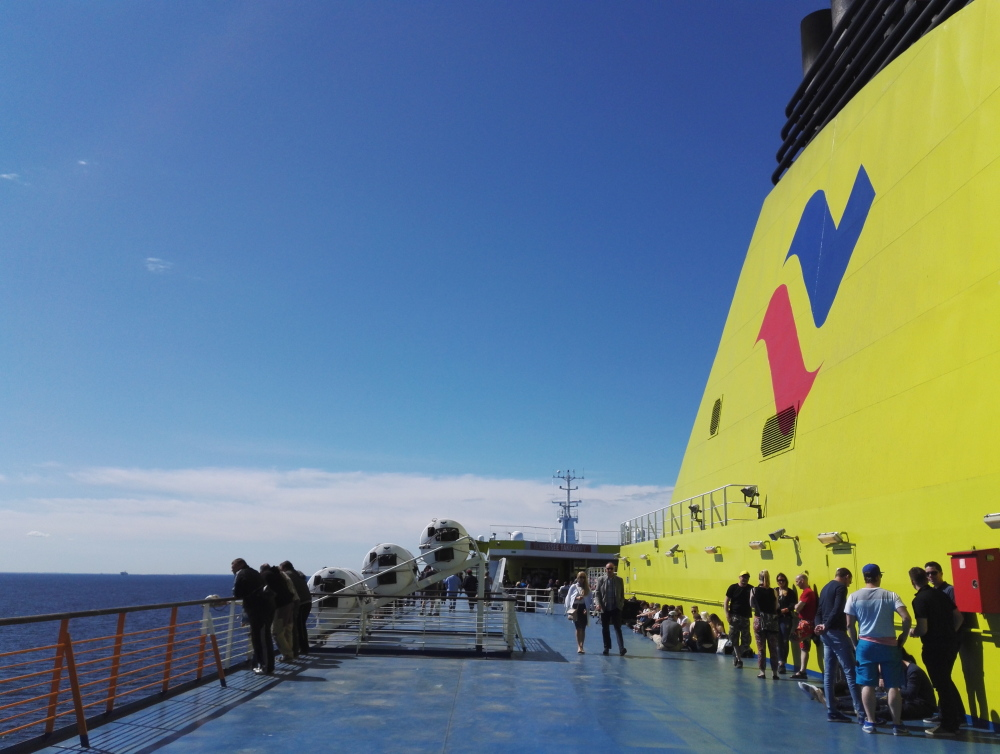 Tallink Silja Superstar Helsinki Tallinn