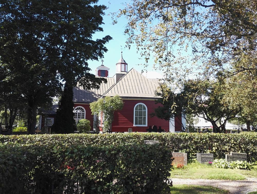 フィンランド 教会 Kirkko