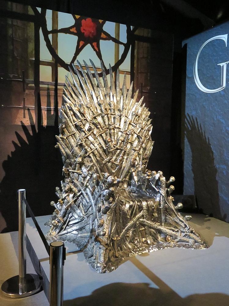 Game of Thrones フィンランド ヘルシンキ Kamppi