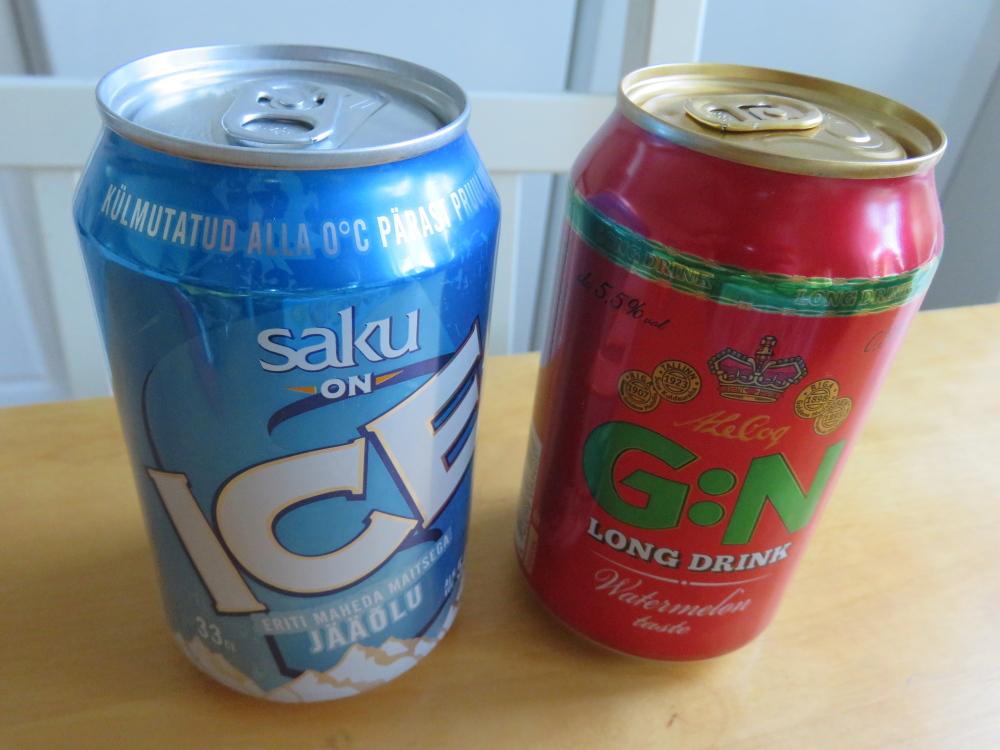 エストニア タリン 酒 Suoer Alko