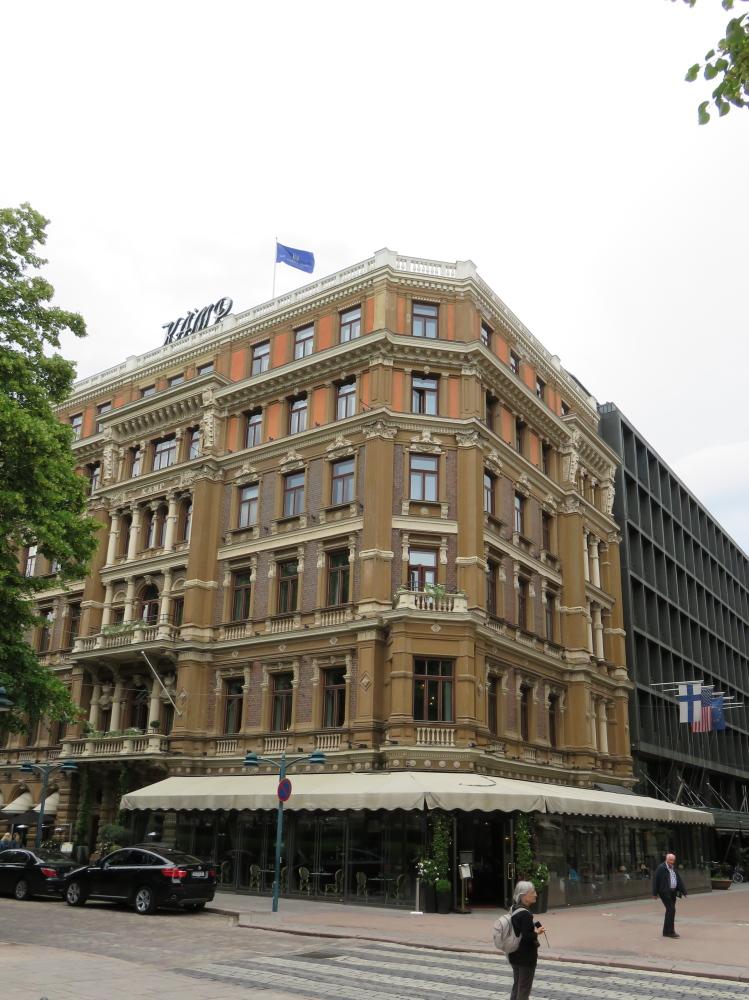 Helsinki ヘルシンキ ホテル KÄMP