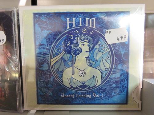 CD フィンランド HIM Anttila