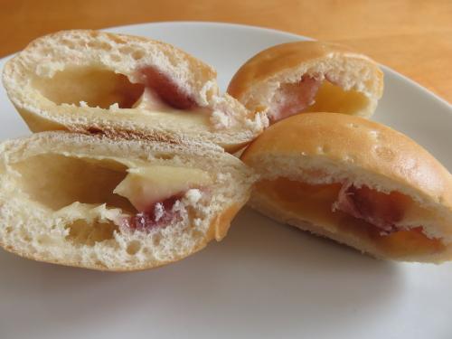 フィンランド ミニ クリームジャムパン