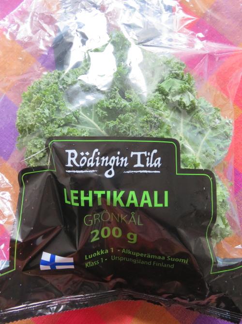 フィンランド ケール Lehtikaali