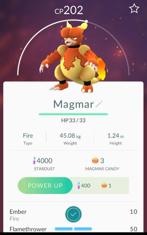 Pokemon Go ポケモンGo Magmar ヘルシンキ フィンランド 田舎