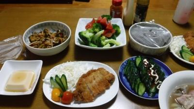 2016.6.22夕食4