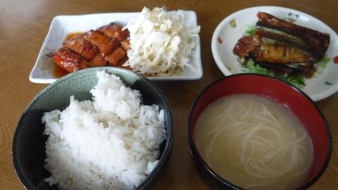 2016.9.24昼食