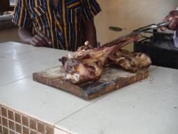 1山羊の肉