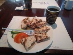 ドバイで食べたアラブ食?