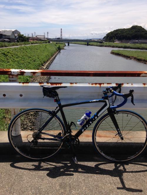 【2015.7.25】自転車通勤・2