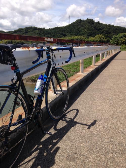 【2015.7.25】自転車通勤・3