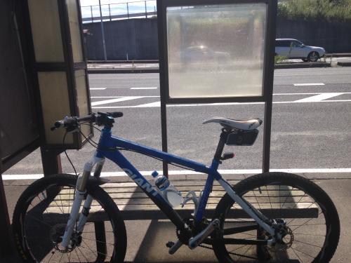 【2016.9.3】自転車通勤・3