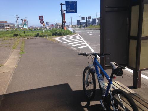 【2016.9.3】自転車通勤・1