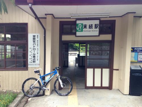 【末続駅までのポタリング】・12