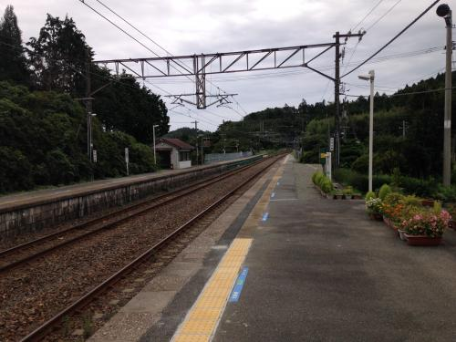 【末続駅までのポタリング】・17