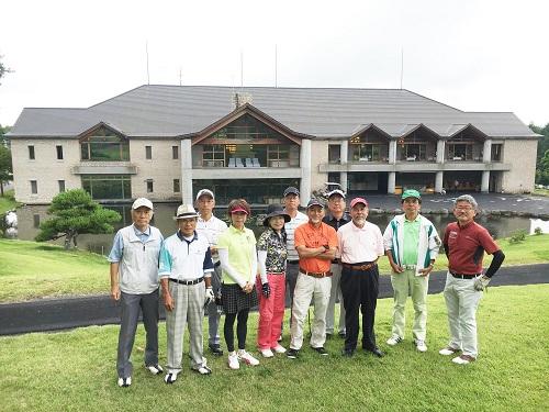 別荘 ゴルフ 201607 (1)