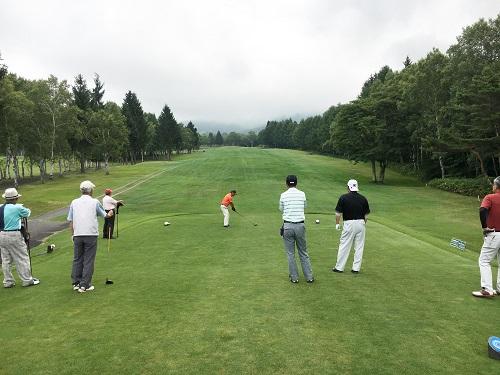 別荘 ゴルフ 201607 (2)