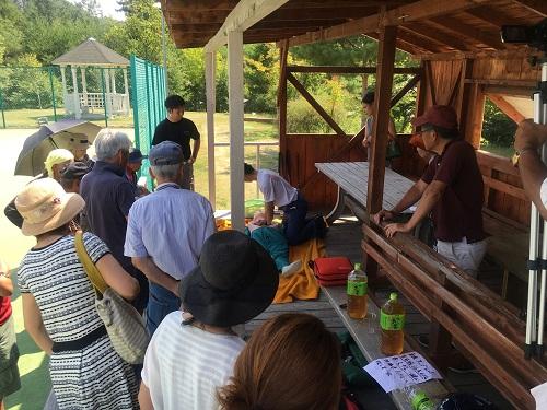 2016別荘 訓練 (5)