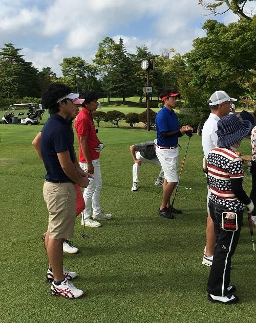 別荘_201609ゴルフ1