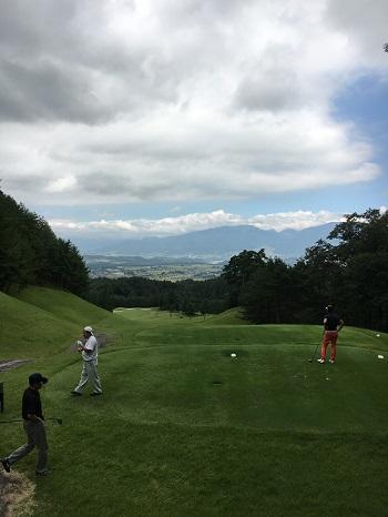 別荘_201609ゴルフ9