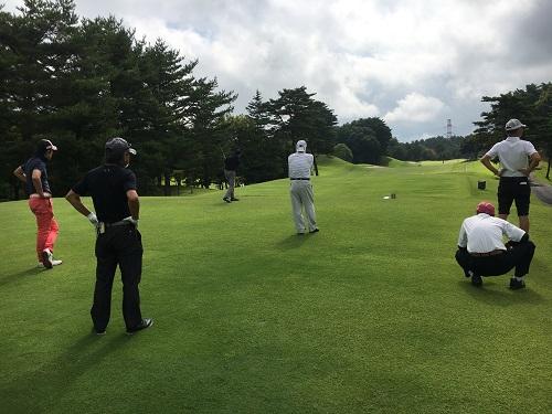 別荘_201609ゴルフ8
