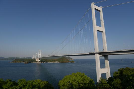 115来島海峡大橋