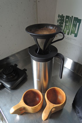214コーヒーと
