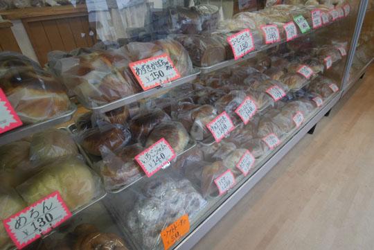 327亀十のパン