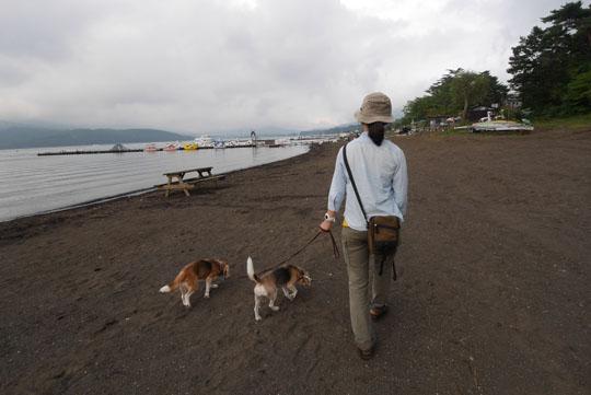 21湖畔散歩