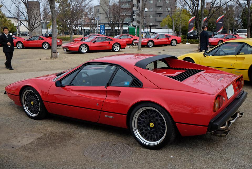 4542 フェラーリ 308GTB 960×645