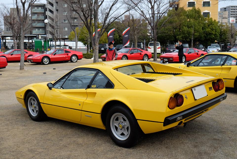 4544 フェラーリ 308GTB 960×645