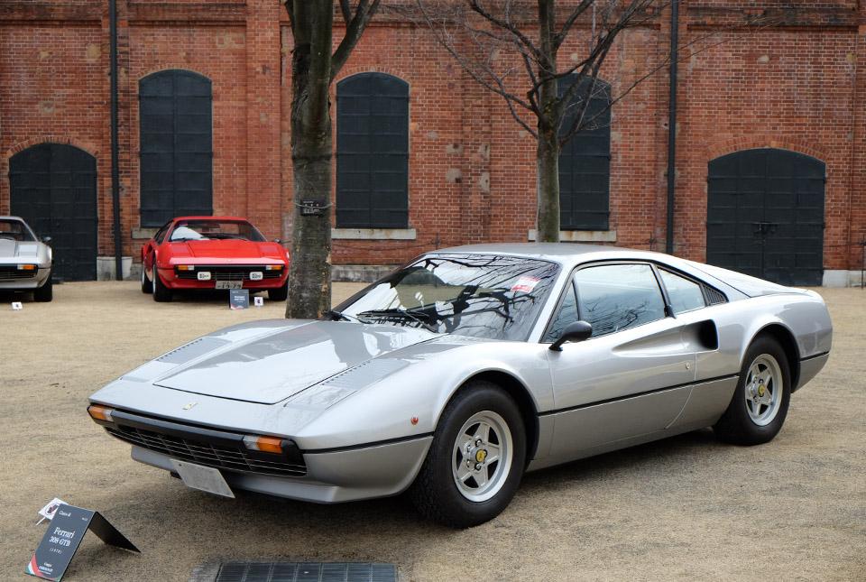 4550 フェラーリ 308GTB 960×645