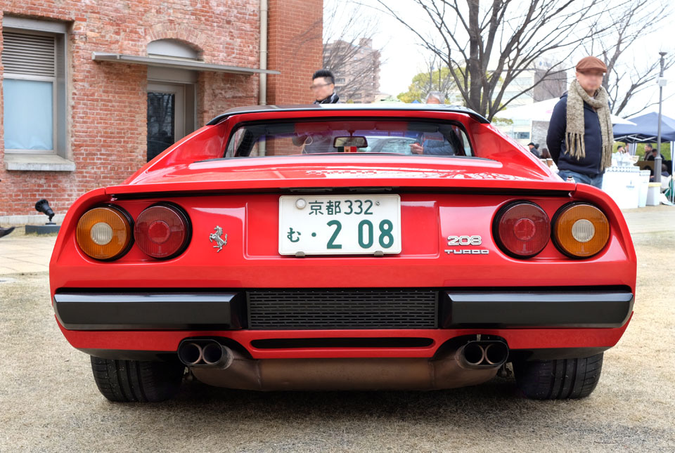 4311 Ferrarri 208 GTB Turbo 1982 960×645