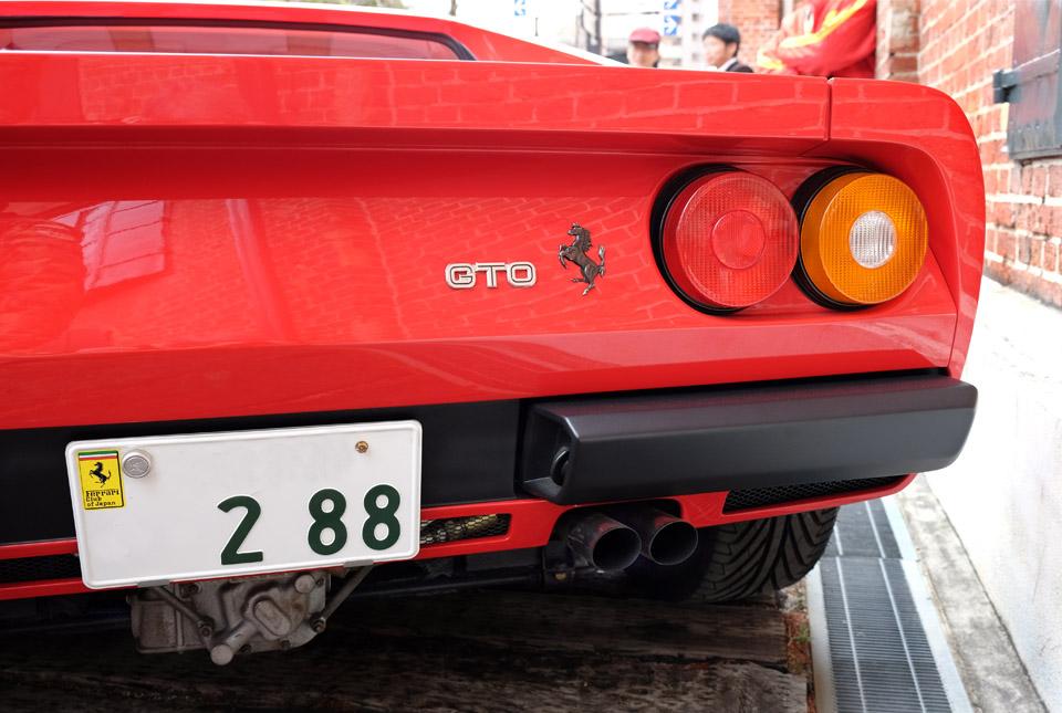 4400 フェラーリ 288 GTO 960×645