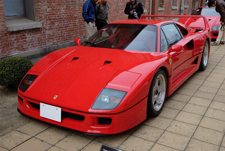 4535 フェラーリ F40 960×645