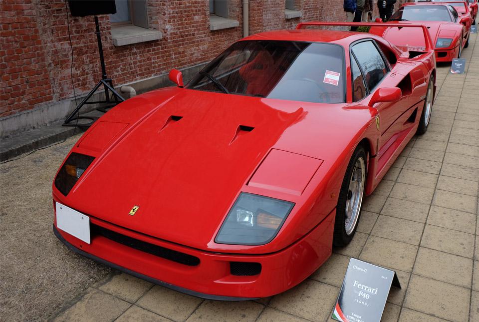4536 フェラーリ F40 960×645