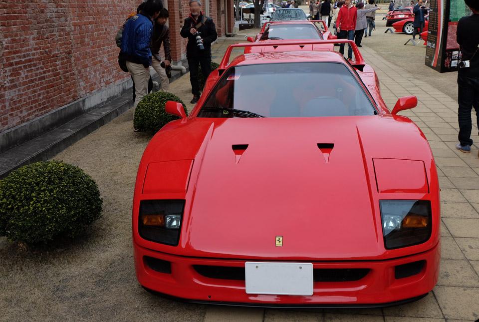 4541 フェラーリ F40 960×645