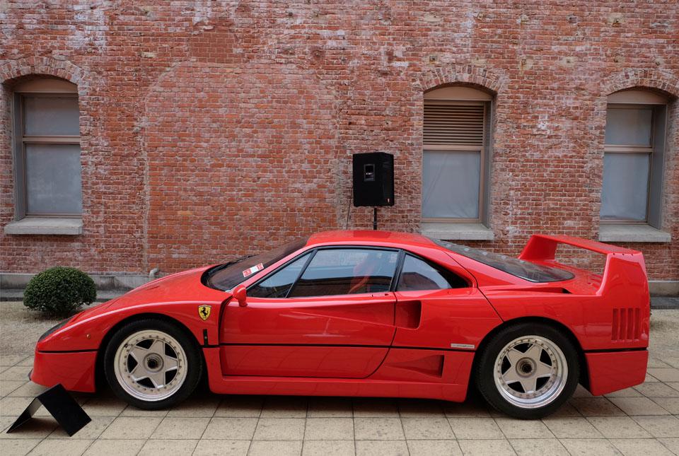 4533 フェラーリ F40 960×645