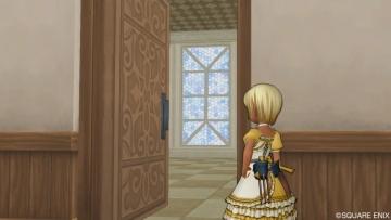 扉付きの壁2