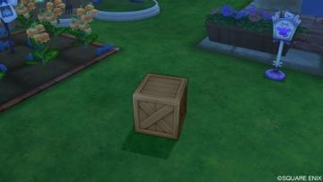 木箱もゲットです!!