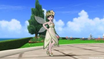 妖精のドレス一式