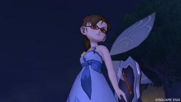 妖精姿のシマちゃんです!