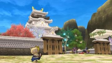 大きな和風のお城の家を買いました!
