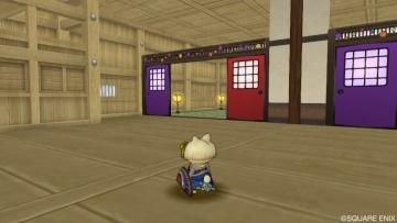 和風のお城2階