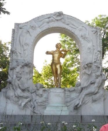 シュトラウス像