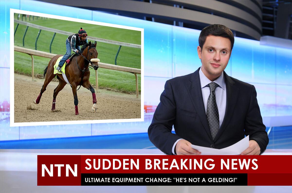 サドンブレーキングニュース