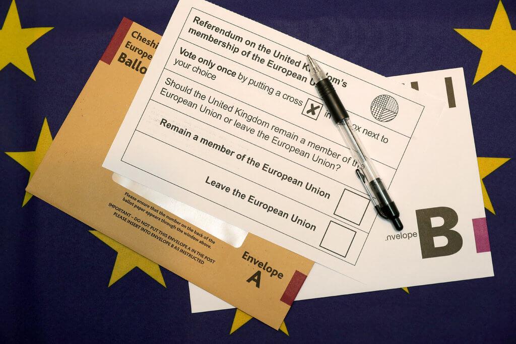 英国民投票