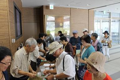 2016-09-10 柳田邦男講演会inウェルネスプラザ 009-1