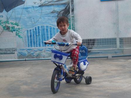 自転車チッチ